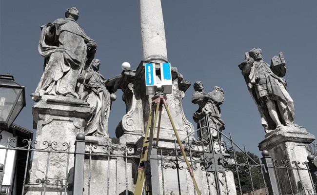 3D skeniranje kipa