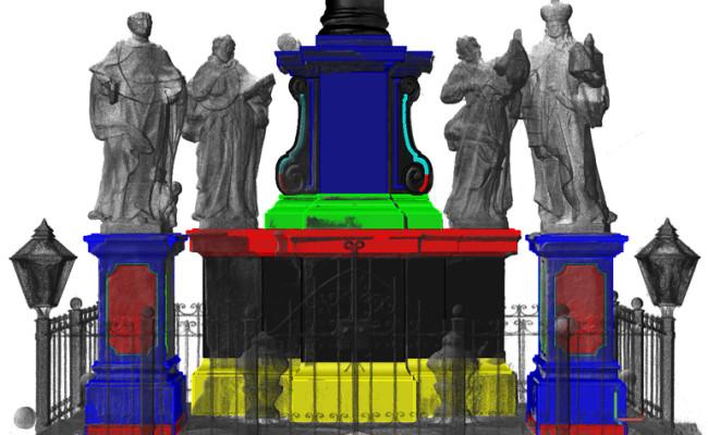 3D skeniranje kipov