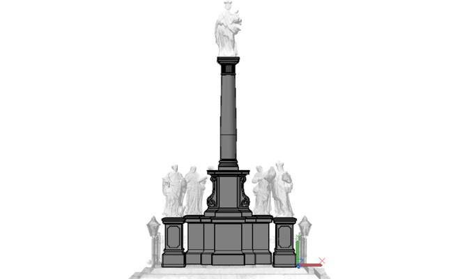3D skeniranje skulptur