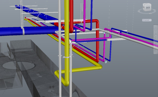 Pipe 3D scan