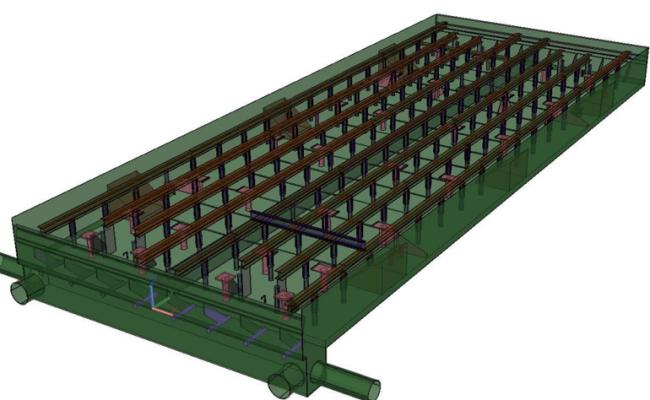 3D lasersko skeniranje v nuklearni elektrarni