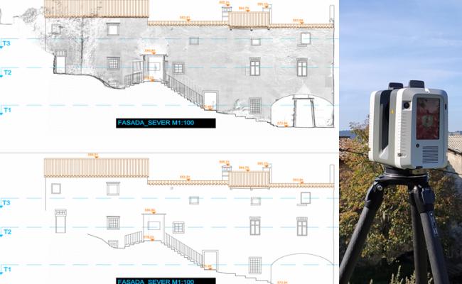 Skeniranje fasad